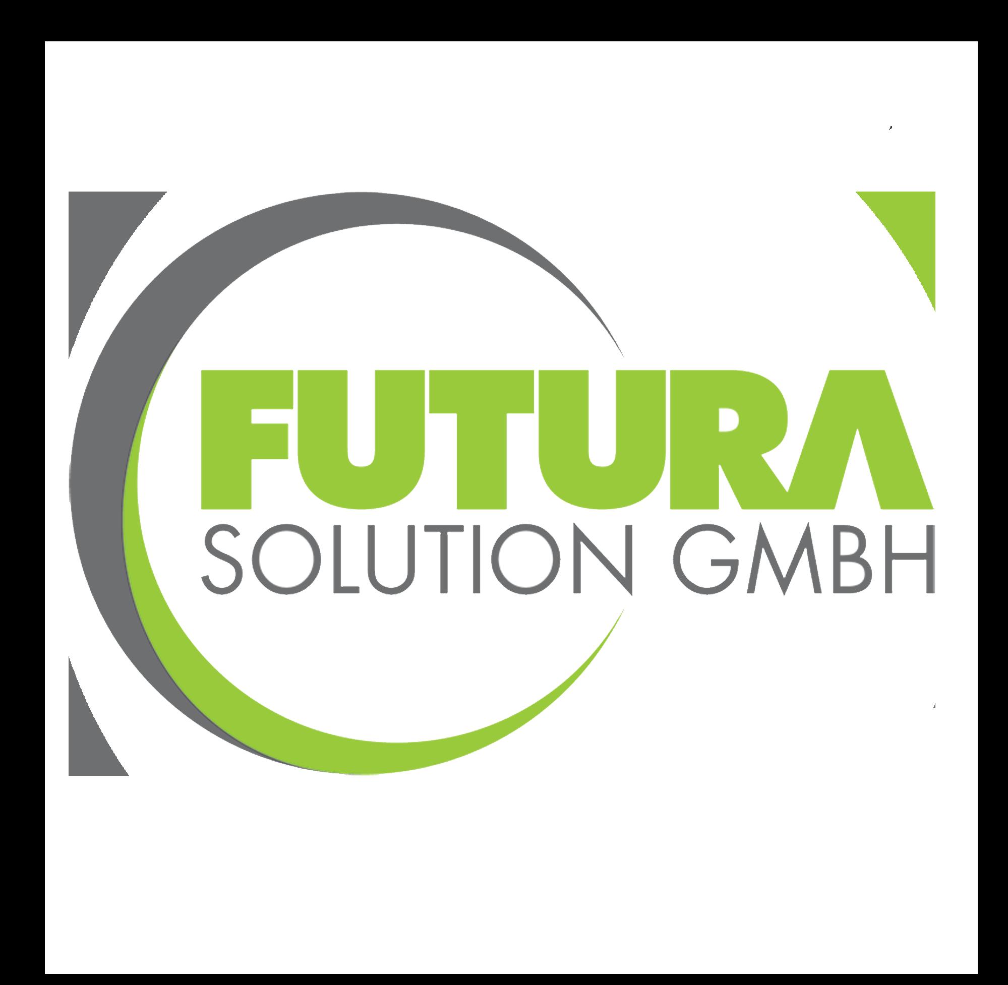 Logovariation Futura Solution